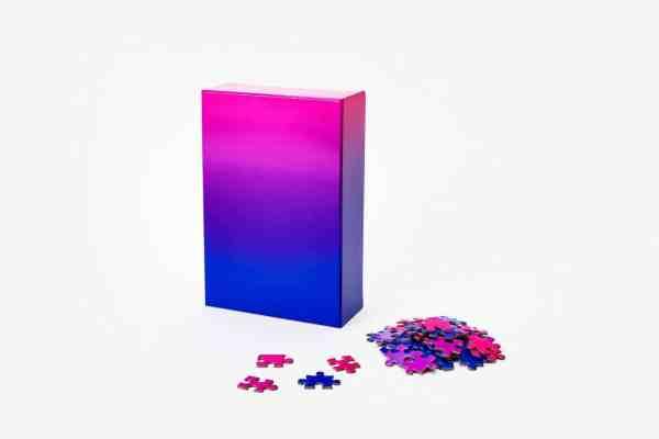 Gradient Puzzle - pinkblau-02