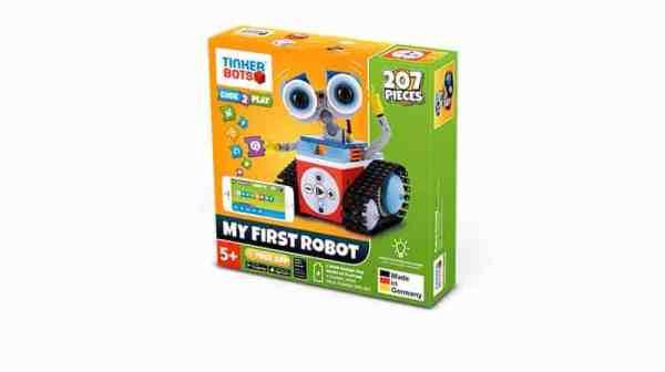 MY FIRST ROBOT-
