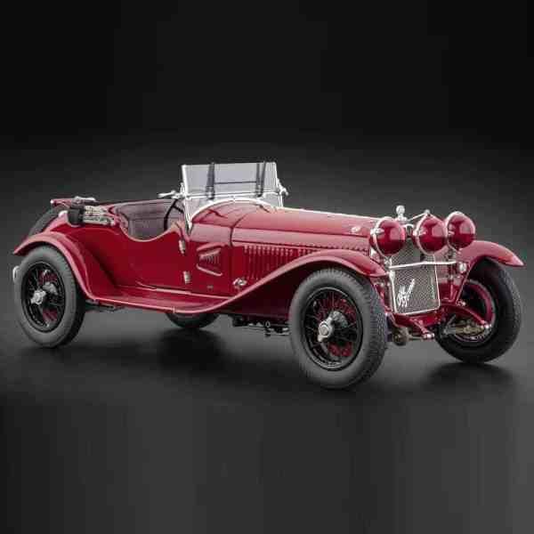 CMC Alfa Romeo 6C 1750 GS, 1930
