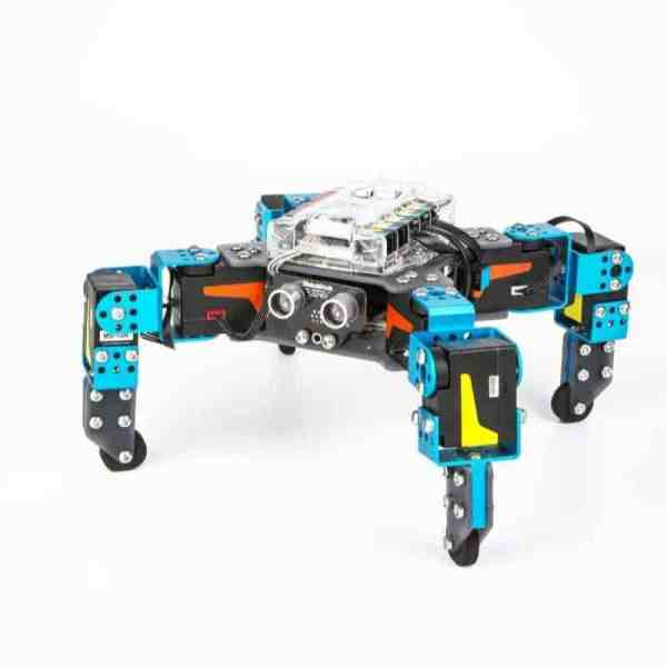 Dragon Knight - Programmierbarer Spinnen Roboter