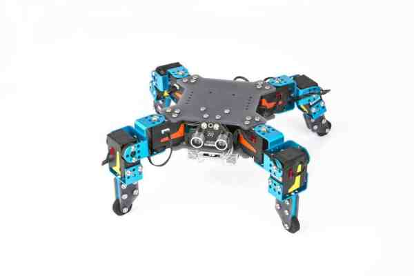 Dragon Knight - Programmierbarer Spinnen Roboter