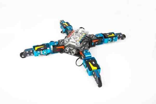 Dragon KnigDragon Knight - Programmierbarer Spinnen Roboterht - Programmierbarer Spinnen Roboter