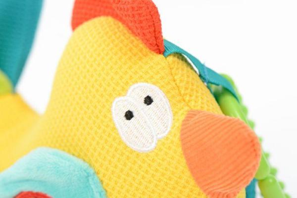 Greta das verrückte Huhn