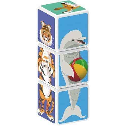 MAGICUBE Blister 3 cubes Animals