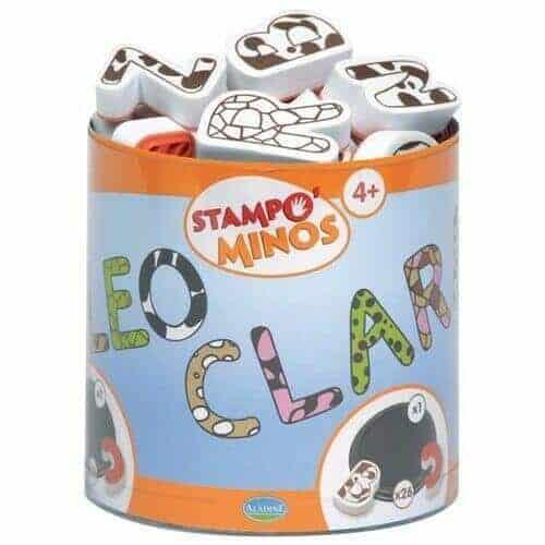 Stampo Minos Alphabet Grossbuchstaben