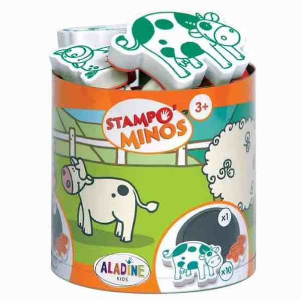 Stampo Minos Bauernhof