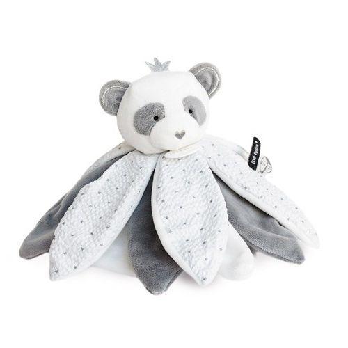 Traumfänger Panda Schmusetuch Blüte 26cm-01