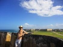 Beautiful views from El Morro