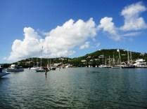 St Thomas dock