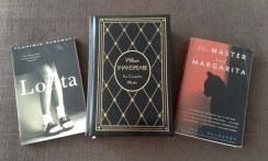 Classics: Lolita, the Complete Works of William Shakespeare, and The Master and Margarita