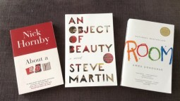Contemporary Fiction: Room, About a Boy, An Object of Beauty