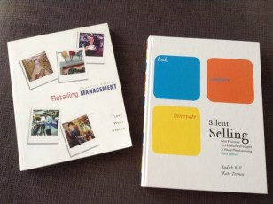 Textbooks: Retailing Management and Silent Selling