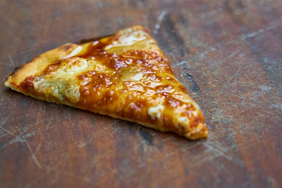 You've Been Eating Pizza Wrong This Whole Time