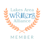 Lakes Area Writers Alliance Member Badge - no year