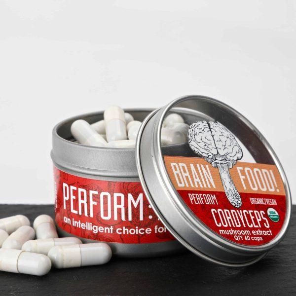cordyceps mushroom supplements