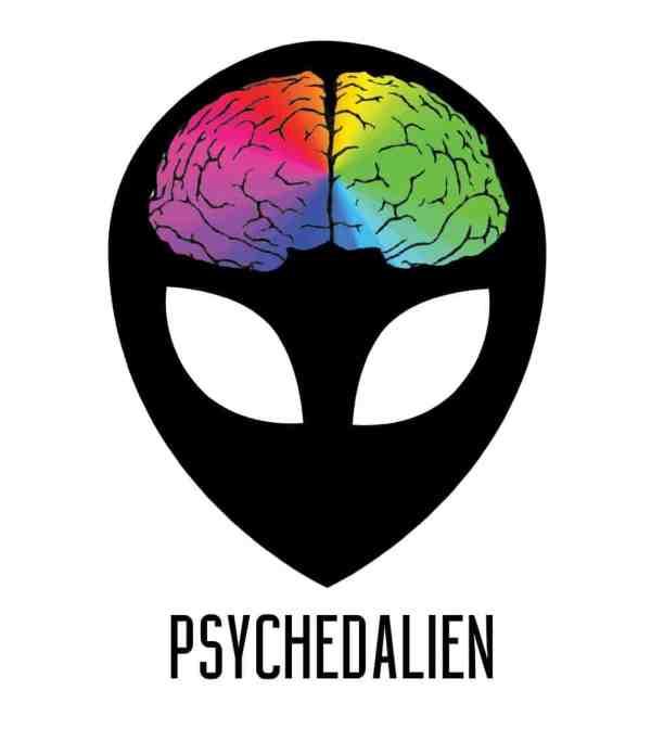 Psyched Alien Tart design