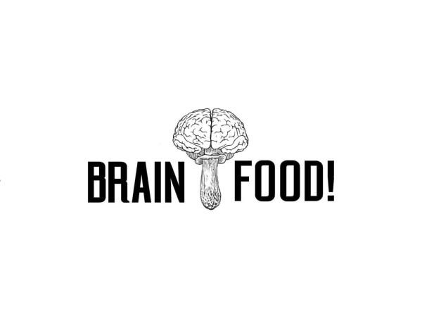 Brainfood logo T