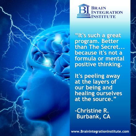 foundation brain integration program, brain and nervous system