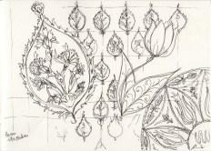 Tile Studies in the Harem