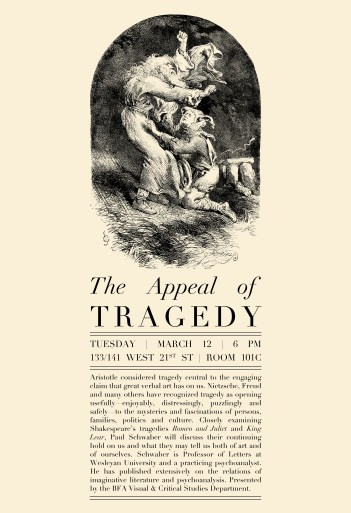 Poster 7 - The Appeal of Tragedy