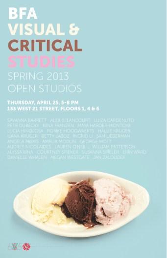 Poster 9 - VCS Open Studios