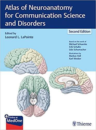 Atlas of Neuroanatomy