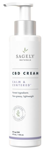Sagely CBD Cream
