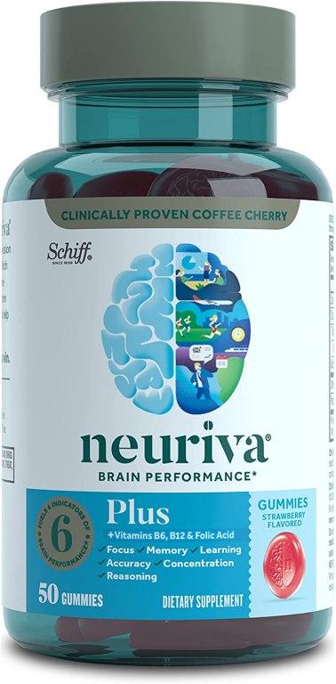 Neuriva Nootropic Gummies