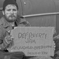 "[The Distribution] Lazy JP, Komplex, Barz Blackman ""Def Poverty Jam"" (prod by Iph)"
