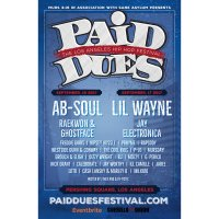 Event: Paid Dues Festival