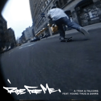 """A-Trak & Falcons ft. Young Thug & 24hrs - """"Ride For Me"""""""