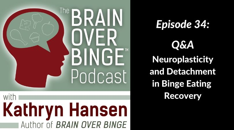 Binge eating neuroplasticity podcast
