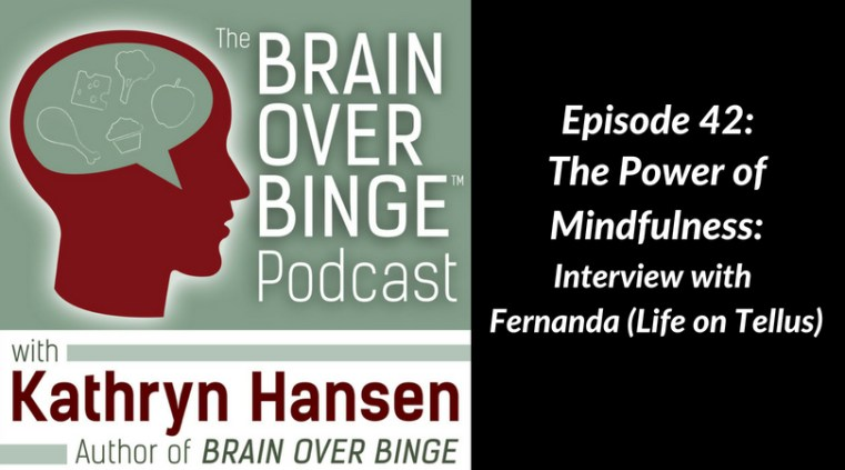 Mindfulness in binge eating recovery (podcast)