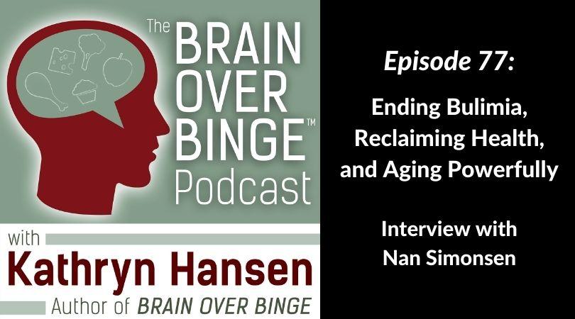 Nan Simonsen Aging Powerfully