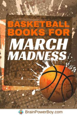 Non Fiction Basketball Books that are a Slam Dunk March madness  It is the perfect time to get your boys reading some  basketball books