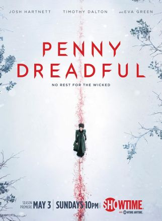 penny dreadful showtime