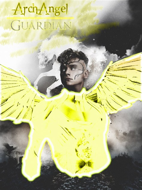 angel guardian Warren Worthington III