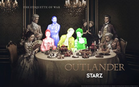 Outlander, Starz
