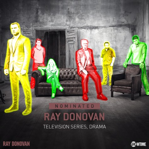 Ray Donovan, Showtime