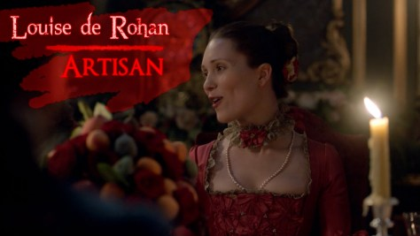 Louise de Roah, Outlander, Starz