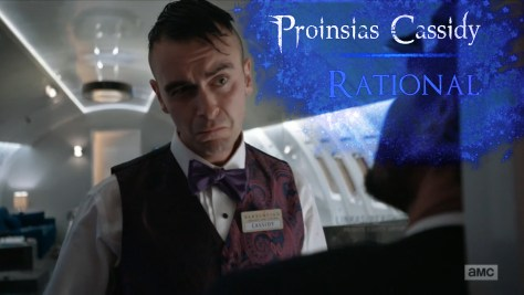 Proinsias Cassidy, AMC, Preacher