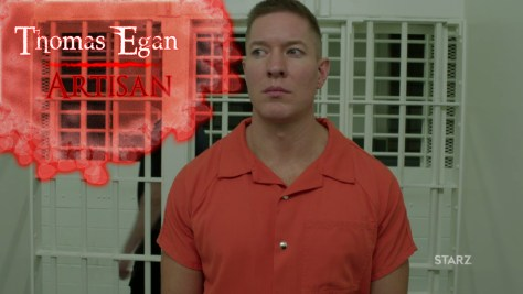 Tommy Egan, Starz, Power