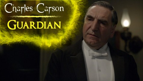 Charles Carson, PBS Masterpiece, Downton Abbey