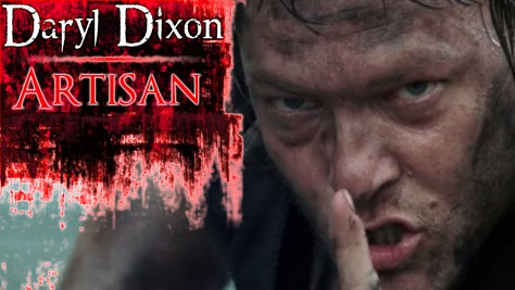 Daryl Dixon, AMC, The Walking Dead
