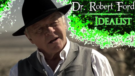 Dr. Robert Ford, HBO, Westworld