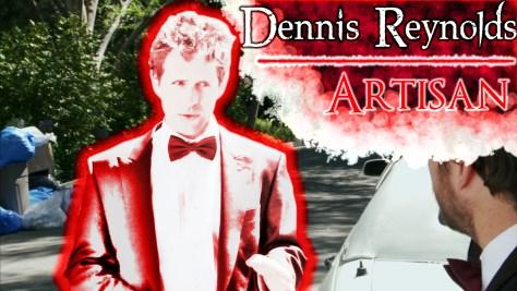 Dennis Reynolds, FX Networks, FXX, It's Always Sunny in Philadelphia