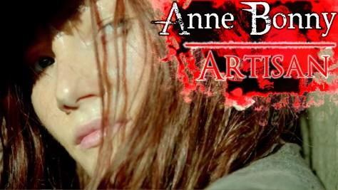 Anne Bonny, Starz, Black Sails