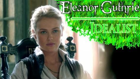 Eleanor Guthrie, Starz, Black Sails