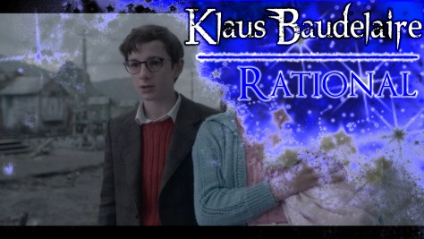 Klaus Baudelaire, Netflix, Lemony Snicket's a Series of Unfortunate Events