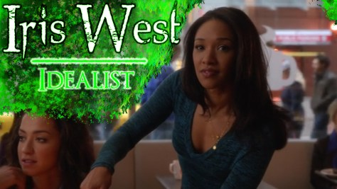 Iris West, The CW Network, The Flash, Netflix, Candice Patton